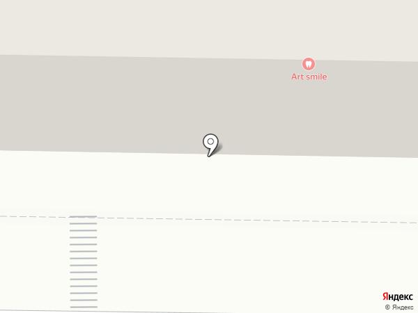 Умное электричество на карте Артёма