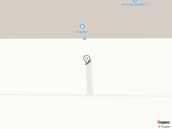 На Лазо на карте Артёма