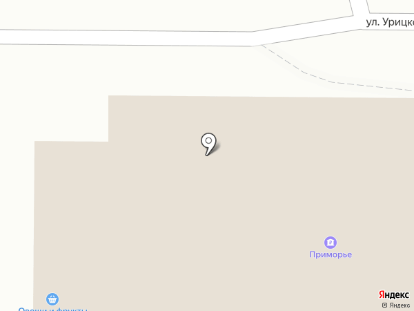 Продовольственный магазин на карте Артёма