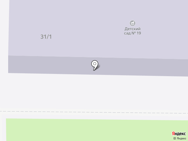 Детский сад №19 на карте Артёма