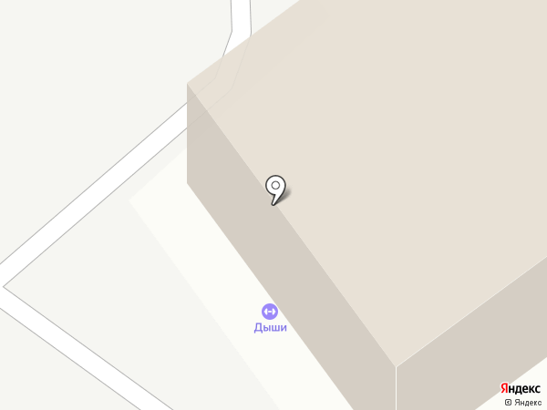 ТехноСофт на карте Артёма