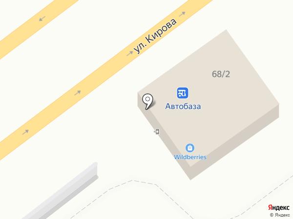 Сфера Строй на карте Артёма