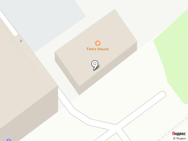 Магазин продуктов на карте Артёма