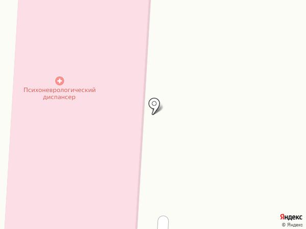 Женьшень на карте Артёма