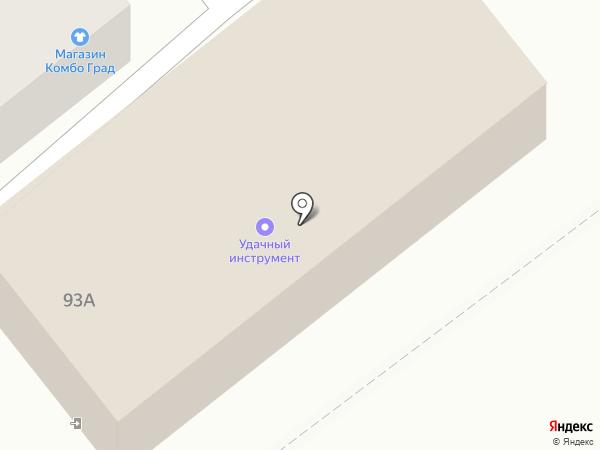 Суйфун на карте Артёма
