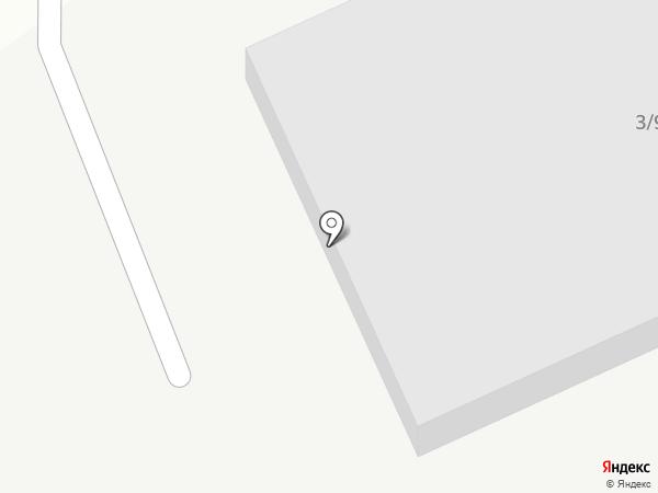 Овощевод на карте Артёма