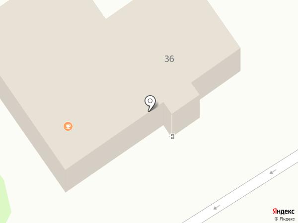 Не проезжайте мимо на карте Артёма