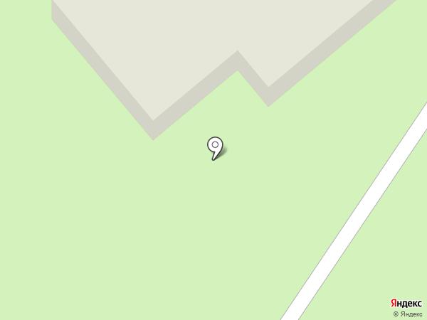 Зеленый Мыс на карте Находки