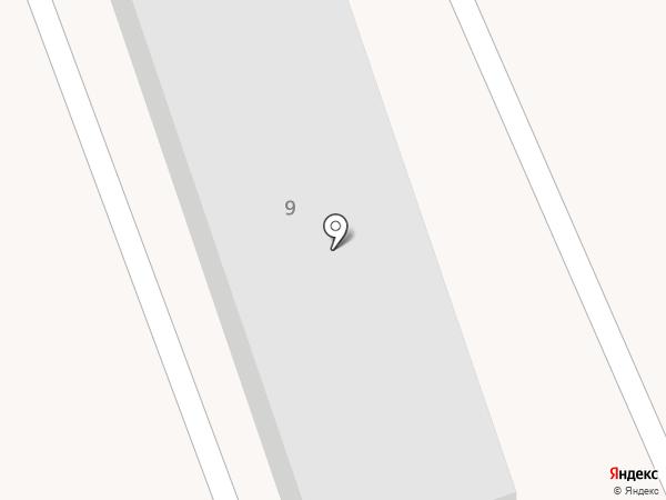 Противотуберкулезный диспансер на карте Находки