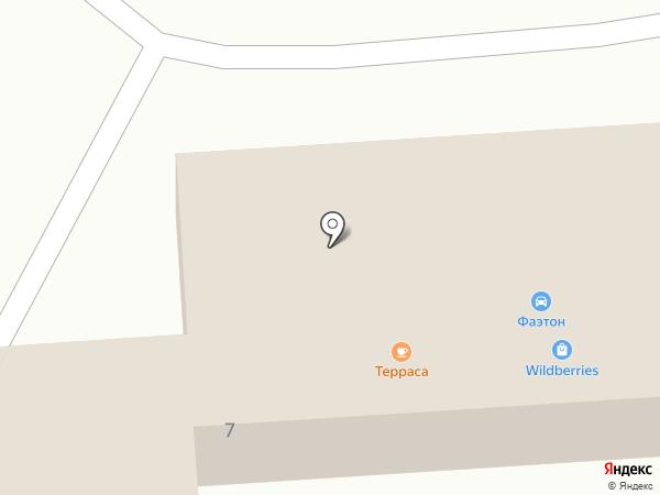 KANSAIPAINT на карте Находки
