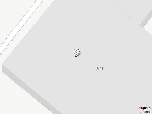 Импульс на карте Находки