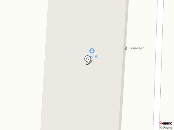 WEB VGS на карте Находки