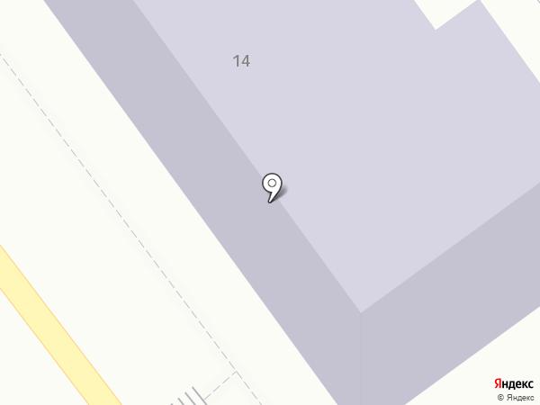 ИТиБ на карте Находки
