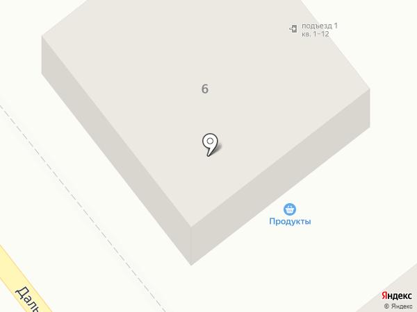 Погребок на карте Находки