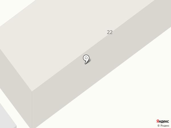Общежитие на карте Находки