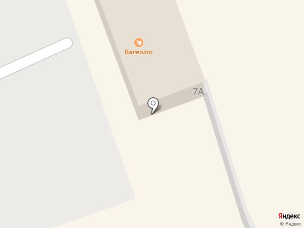 Три Нити на карте Находки