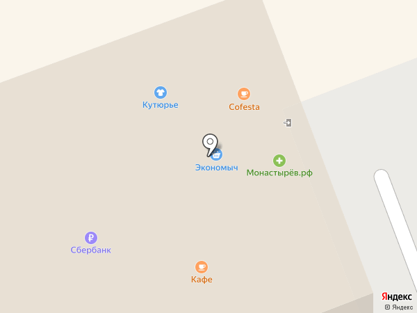 EGO на карте Находки