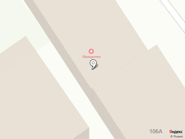 Авиценна+ на карте Находки