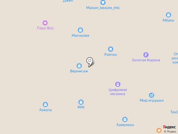Men`s style на карте Находки