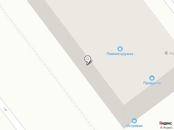 Муравей на карте Находки