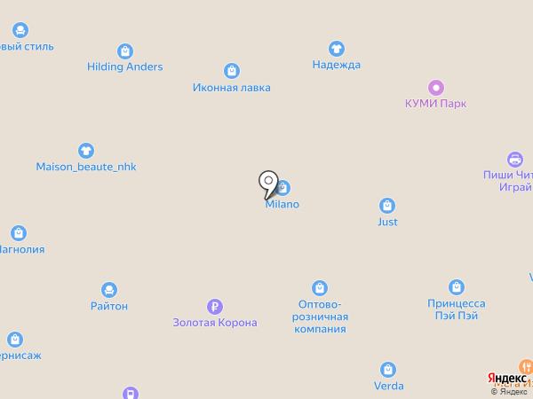 Classic Man на карте Находки