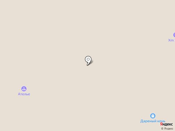 DNS на карте Находки