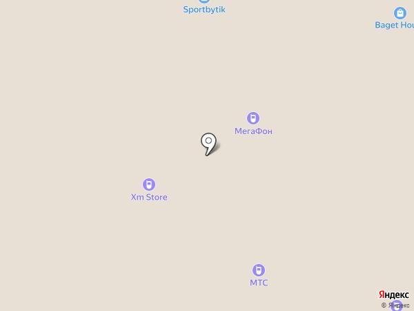 Парикмастерский на карте Находки
