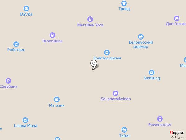 Серебро на карте Находки