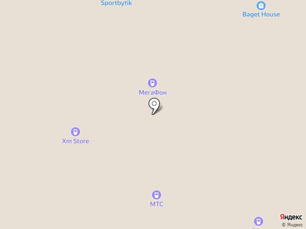 Donna Bacconi на карте Находки