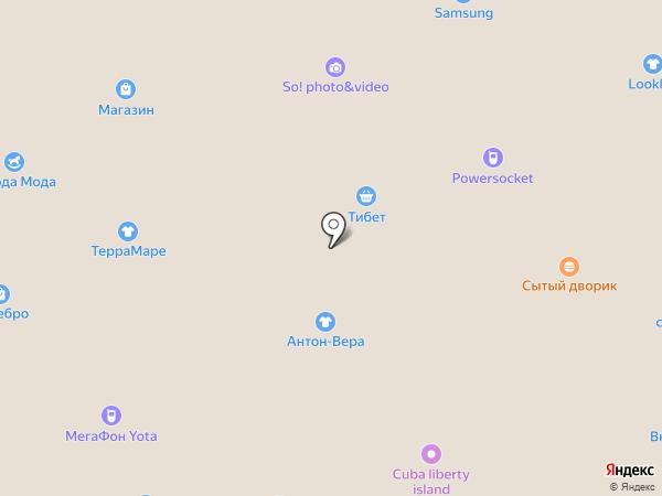 РоллБерри на карте Находки