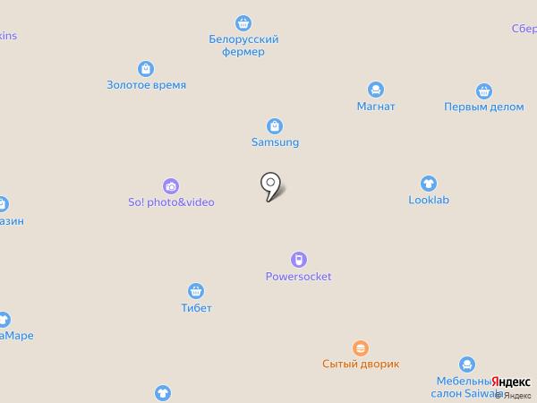 Organiсa на карте Находки