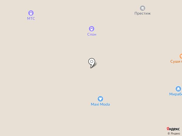 Эльдорадо на карте Находки