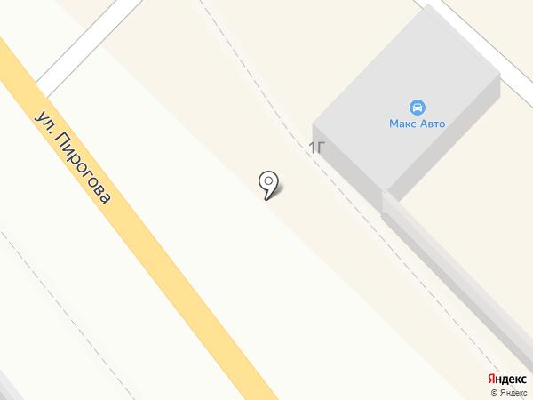 Поляна на карте Находки