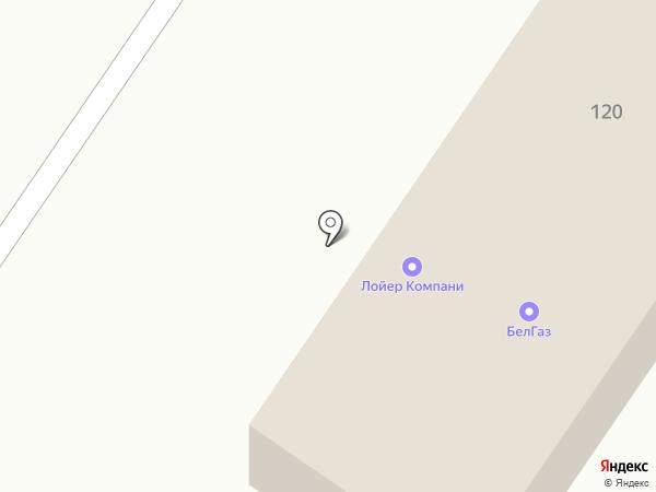 GettDriver на карте Находки