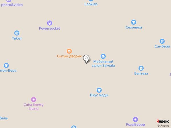 Евросеть-Ритейл на карте Находки