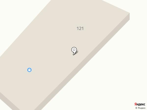 СПЕЦ авто на карте Находки
