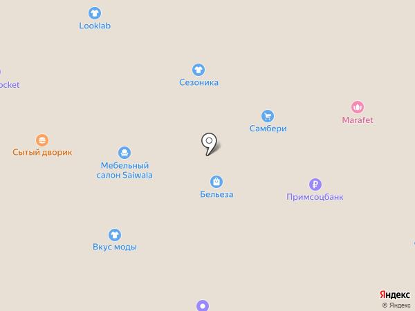 Магазин часов на карте Находки