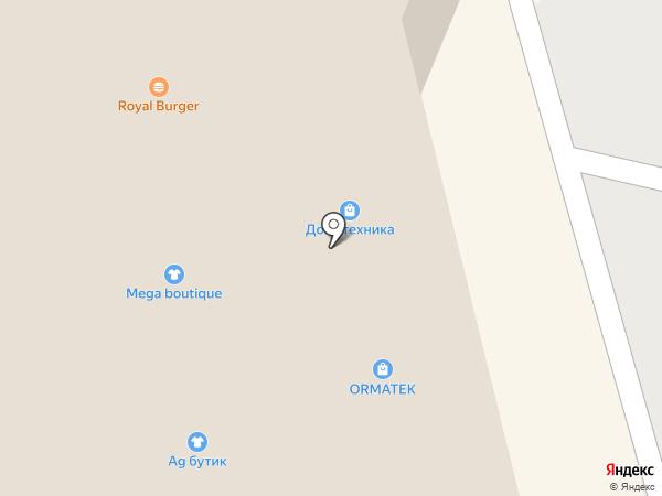 Доброе Дело на карте Находки