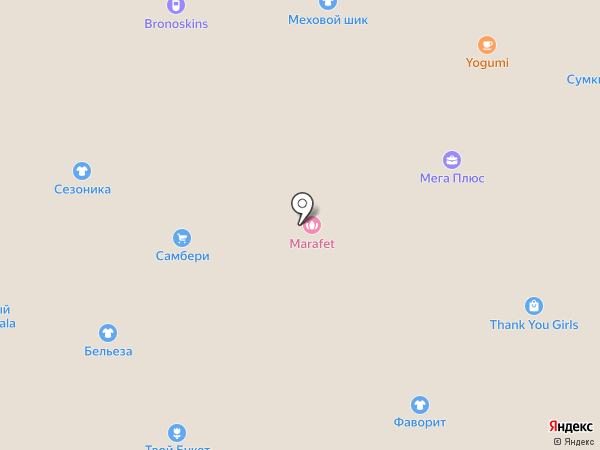 РосДеньги на карте Находки