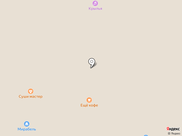 Ангелина на карте Находки