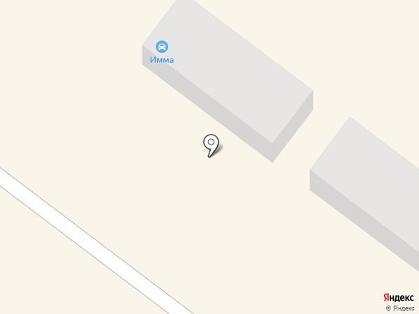 Имма на карте Находки