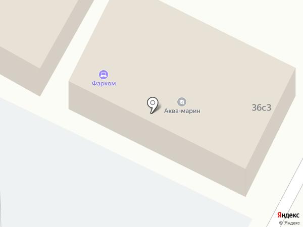 Ами на карте Находки