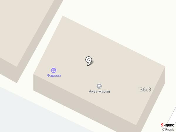 АМА на карте Находки
