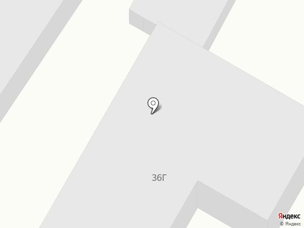 Автосервис на карте Находки