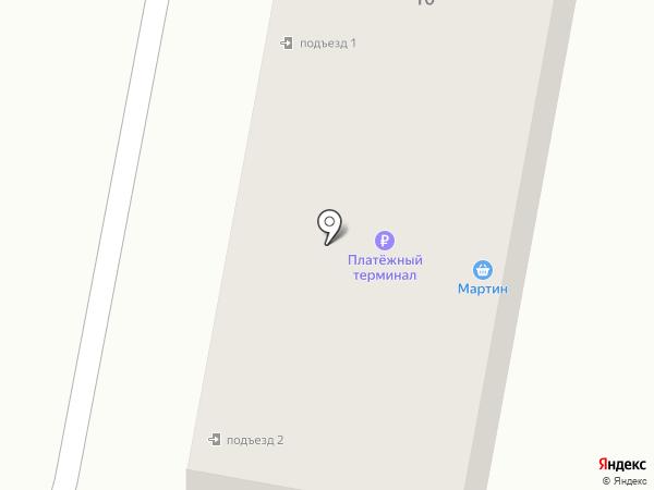 Компьютерная Находка на карте Находки