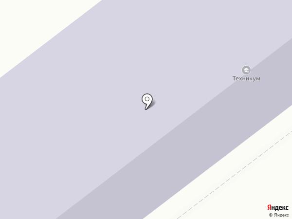Ориенталь на карте Находки