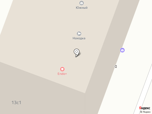 Находкинский центр охраны труда на карте Находки
