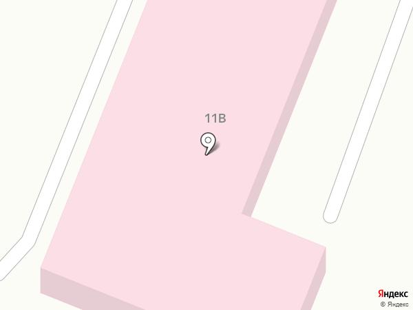 Находкинская городская больница №1 на карте Находки