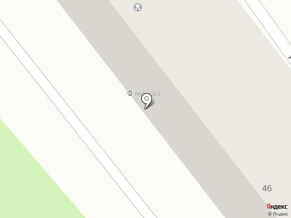 Находкинская городская поисково-спасательная служба на карте Находки