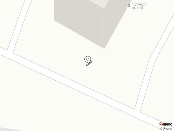 Бригантина на карте Находки